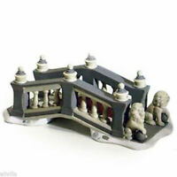 LIONHEAD BRIDGE #58645 DEPT 56 RETIRED DICKENS VILLAGE