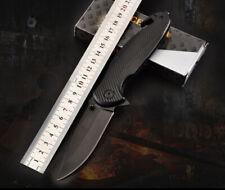 TW138 Stiletto Tactical Spring Assisted Folding Pocket Knife G10 Blade Knives