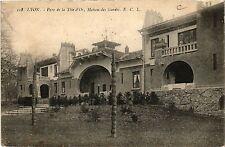 CPA Lyon-Parc de la Téte d'Or, Maison des Gardes (426954)