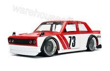Jada Toys 1/24 Display Metals JDM Tuners 1973 Datsun 510 Widebody Diecast Car RD