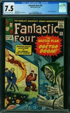 Fantastic Four #23 CGC 7.5 -- 1964 -- Doctor Doom. Kirby Lee #2011265003