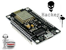 ESP8266 WiFi Jammer V3 With Full Support Development Hacking Tool Deauth Attacks