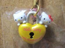 Sanrio Hello Kitty Daniel 15th Netsuke Charm Mascot Cell Phone Strap Japan New