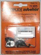 Multiplex 733025 Metallruderhorn mit Kugelanlenkung