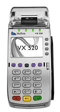 VeriFone VX 520 EMV/NFC Credit Card Terminal (M252-653-A3-NAA-3) - New/ Unlocked