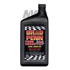 Brad Penn Grade 1 Racing Engine Oil 20W50 Semi-Synthetic Case