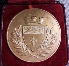 Médaille VILLE DE GRANDE SYNTHE  - 59 mm - Monnaie de Paris