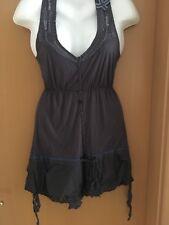 Desigual Kleid Tunika ohne Ärmel   Gr:M