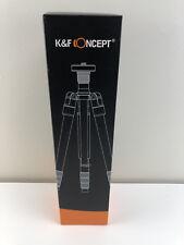 K&F Concept Professional Tripod Ball Head for Digital Camera Travel DSLR Mount