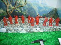 CO.MA -COMA ITALY RED SHIRT GARIBALDI SOLDIER SET  1/32