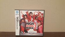 High School Musical 3: Senior Year (Nintendo DS, 2008) COMPLETE