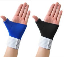 Neoprene Thumb Wrist Palm Hand Glove Wrap Support Brace Carpal Tunnel Sprain