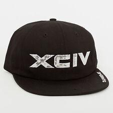 Supreme SS17 XCIV 6-Panel Cap hat box hoodie tee Black