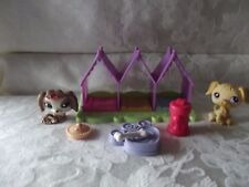 Littlest Pet Shop Dog House With Dogs & Accessories