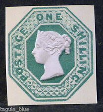 GB Stamps - sg55 1s green - Facsimile Reproduction - with full gum