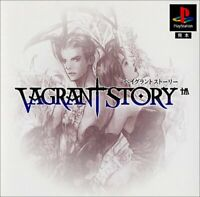 USED PS1 PS PlayStation 1 Vagrant Story