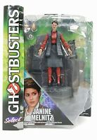 Janine Melnitz Ghost Busters Action Figure Series 3 Annie Potts New Sealed