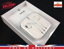 Apple iPhone 6s/6/6+/5/5S/5C Headphone 100% Genuine Quality Handsfree with Mic