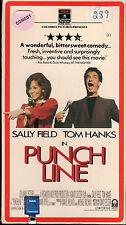 Punchline (VHS) John Goodman, Sally Field, Tom Hanks