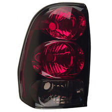NEW Left Driver Side Tail Light without Circuit Board Fits 02-08 TrailBlazer