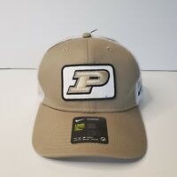 NIKE PURDUE UNIVERSITY BOILERMAKERS Team Sports Trucker Adjustable Hat