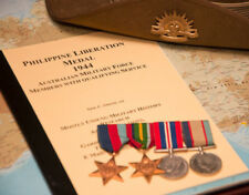 Philippine Liberation Medal 1944. by Neil C Smith. Signed Copy