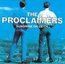 THE PROCLAIMERS - Sunshine On Leith (CD 1988) USA First Edition EXC
