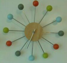 Clock Retro Style Battery Wall Clock.