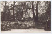 BELBROUGHTON RECTORY, Old Postcard Pub by Bate of Belbroughton Unused