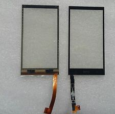 Touch Pantalla Táctil Digitalizador cristal frontal negro Flex para HTC One Mini 601n m4