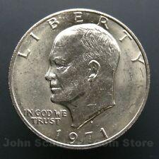 1971-D Eisenhower Dollar - BU (Brilliant Uncirculated)
