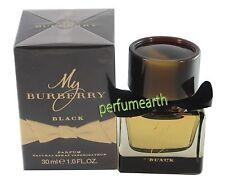 My Burberry Black By Burberry 1.0 oz./30ml Parfum Spray For Women New In Box