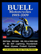 Buell Book Motorcycle Portfolio (Fits: Buell)