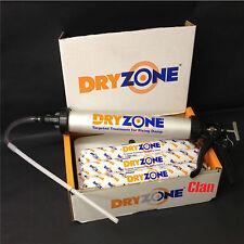 DRYZONE 600ml FOIL TUBE x3 + App Gun DAMP PROOF CREAM for rising damp treatment
