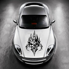 CAR HOOD VINYL STICKER DECALS GRAPHICS DESIGN ART SKULL MONSTER TATTOO SV4840