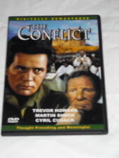 The Conflict DVD Starring Trevor Howard Martin Sheen Cyril Cusack Free Shipping