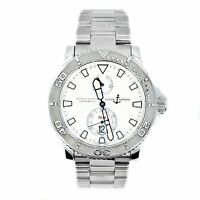 ULYSEE NARDINE 263-33 STAINLESS STEEL MAXI MARINE DIVER AUTOMATIC MENS WATCH