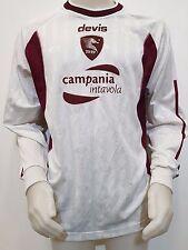 MAGLIA CALCIO SHIRT SALERNITANA AWAY CAMPANIA IN TAVOLA 2004-05 FOOTBALL IT403