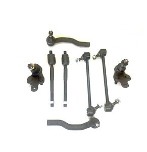 8 Pc Suspension Kit for Lexus ES330 Toyota Camry Solara Tie Rod Ends Ball Joints