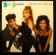 Sweet Sensation – Never Let You Go – Atco O96636 – 1988