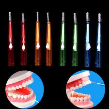 brosse interdentaire 10x push-pull dents de nettoyage orthodontiques FTR