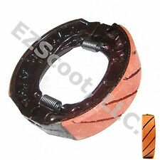 REAR DRUM BRAKE SHOE PAD PERFORMANCE RACING 105mm GY6 4STROKE SCOOTER KYMCO SUN