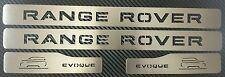 STRIPS RANGE ROVER EVOQUE ED4 SD4 SD DYNAMIC PRESTIGE COUPE PURE SPORT TD4