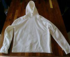 Union Heineken 100 Door Made in Japan Side Zip Hoodie Sweatshirt White Medium