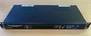 Evertz 5010 Time Code Reader/Generator