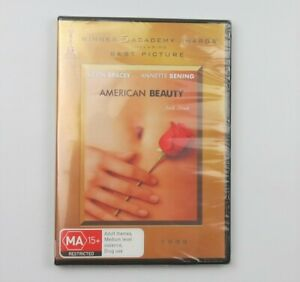 American Beauty DVD Brand New Sealed Kevin Spacey Annette Bening Mena Suvari