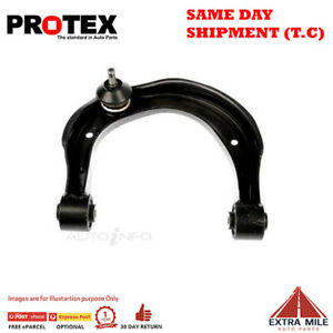 Protex Control Arm - Front Upper For HYUNDAI SONATA NF 4D Sdn FWD 2005 - 2010