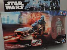 Star Wars hasbro The Force Awakens Rebels AT-DP Pilot & Imperial Speeder Ovp/moc