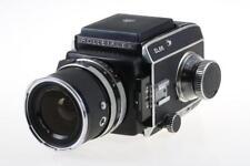 ROLLEI Rolleiflex SL66 mit Distagon 80mm f/4,0 - SNr: 2909491