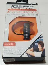 Energizer Universal Wireless Blue Tooth Headset NEW IN PACKAGE